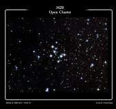 M29 Open Cluster