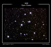 M39 Open Cluster
