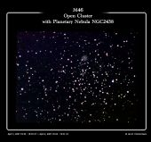 M46 - Open Cluster