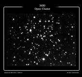 M50 Open Cluster