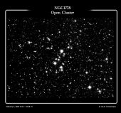 NGC1778 - Open Star Cluster