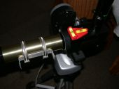Two Way spirit Level for Coronado PST on Acuter Merlin Mount